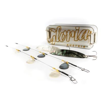 Letzter Artikel: Gloria Austria Set Gold + 2 Davis Fish Seeker