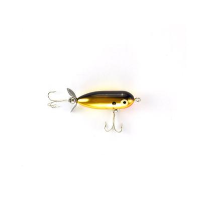 Heddon Tiny Torpedo Gold Black Back