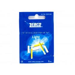 5 x 2 Zebco Trophy Light Knicklichter